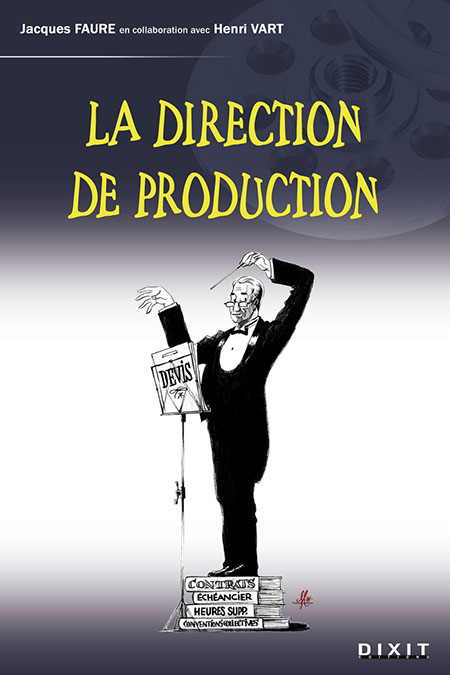 la direction de production