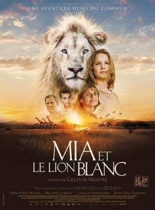 Mia et la lion blanc
